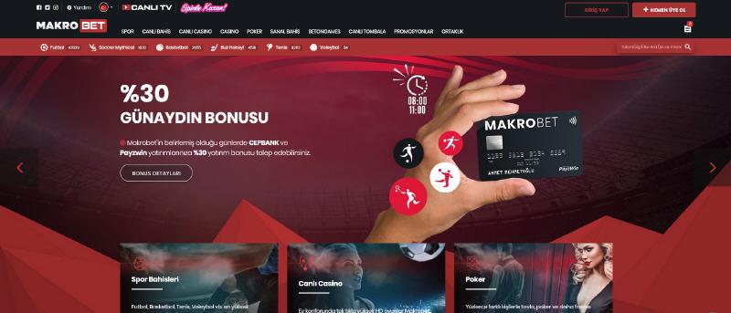 makrobet - Makrobet Bahis Sitesi