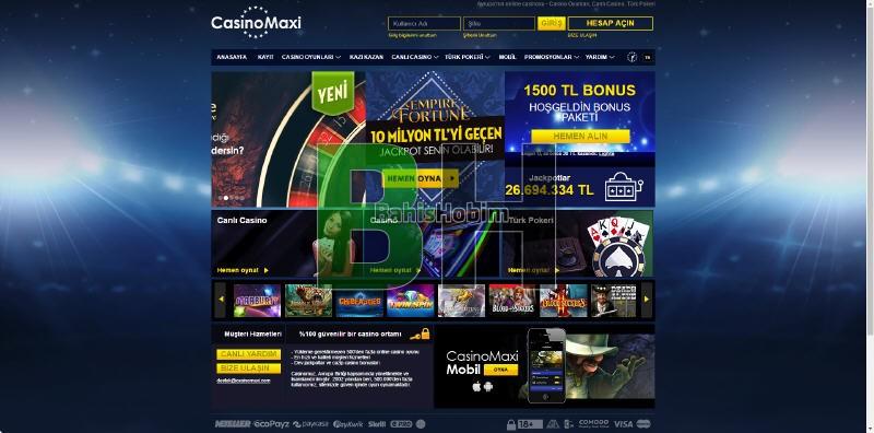 casinomaxi bahis sitesi - Casinomaxi Bahis Sitesi