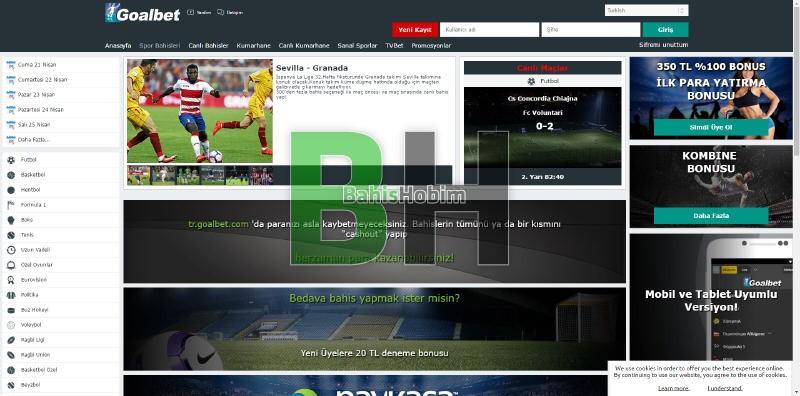 goalbet bahis sitesi - Goalbet Şikayet