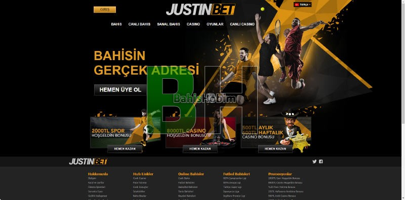 justinbet bahis sitesi - Justinbet Bahis Sitesi