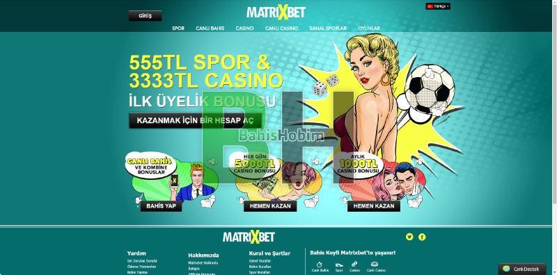 matrixbet bahis sitesi - Matrixbet Bahis Sitesi
