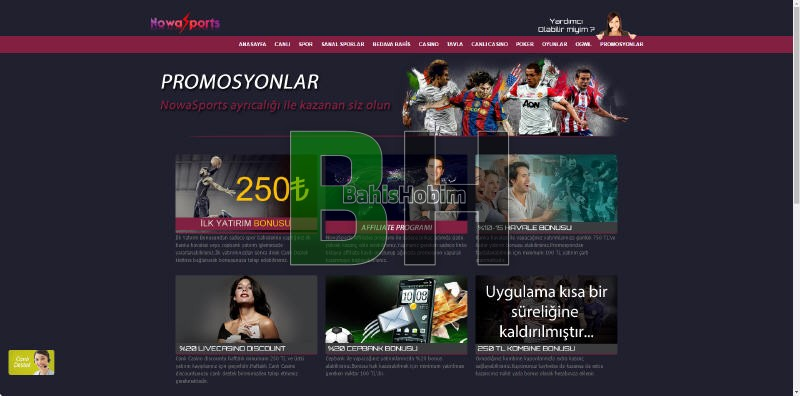 nowasports bahis sitesi - Nowasports Bahis Sitesi