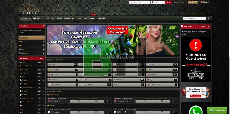 savoy betting bahis sitesi - Savoy Betting Bahis Sitesi