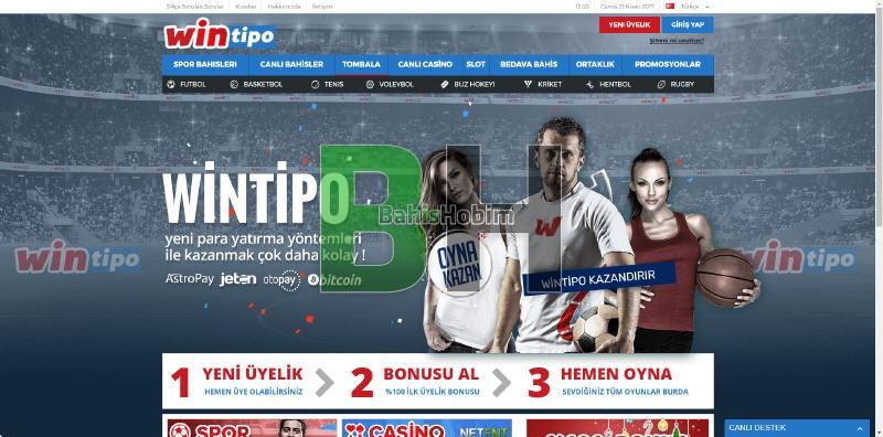 wintipo bahis sitesi - Wintipo Bahis Sitesi