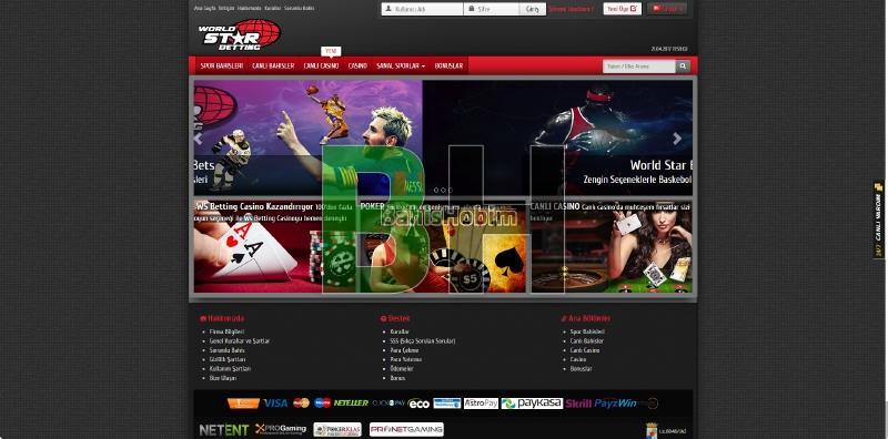 worldstarbets bahis sitesi - Worldstarbets Bahis Sitesi